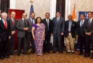 USIBC and CII Host U.S. Treasury Secretary Jacob J. Lew with Industry Leaders in Mumbai