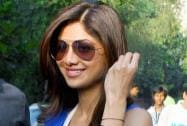 Bollywood actor Shilpa Shetty participates in the Walk for Health event