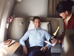 Want to fly best first-class seats on top airlines at dirt-cheap rates? Try this