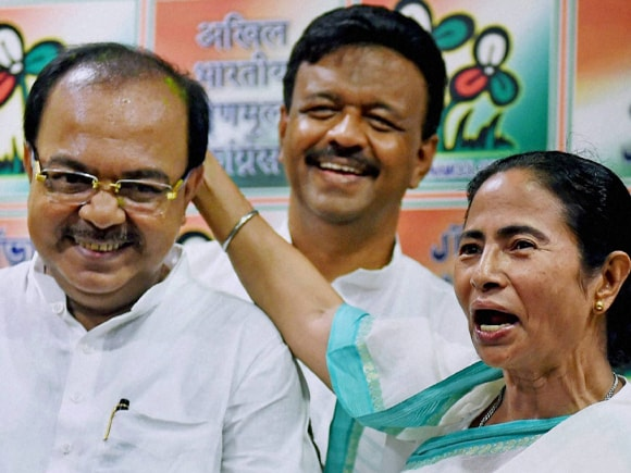 Mamata Banerjee, Trinamool Congress, Sovan Chatterjee, BJP, Kolkata Municipal Corporation election, Ilora Saha, Kolkata