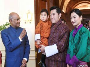 When 1-yr-old Bhutan Prince won Narendra Modi's heart