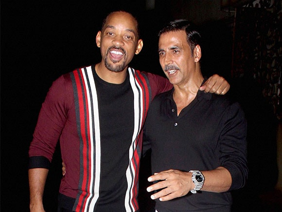 Akshay Kumar, Will Smith, Rustom movie, Actor, Suicide Squad