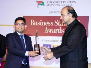 Winners of Business Standard Annual Awards 2017