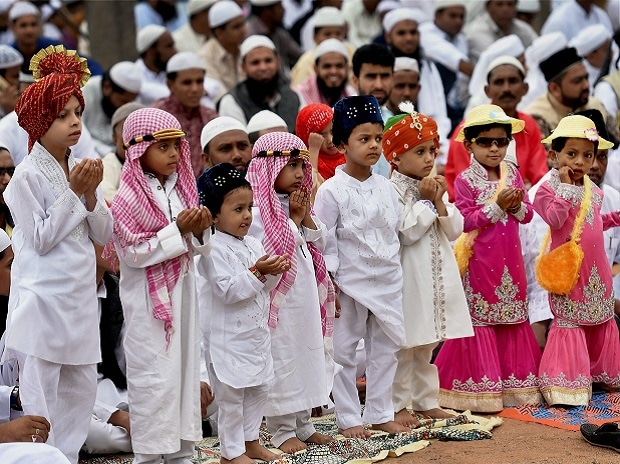 Eid, celebration, Muslims, India, people