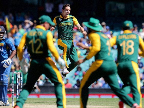 Kyle Abbott, Kusal Perera, World Cup, Sri Lanka vs South Africa, Australia, 1st Quarterfinal Match,