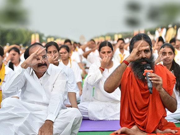 day of yoga, yoga international day, Ramdev Baba, Yoga Guru, ramdev yoga, yoga ramdev baba, patanjali