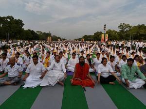 Yoga Camp 2016