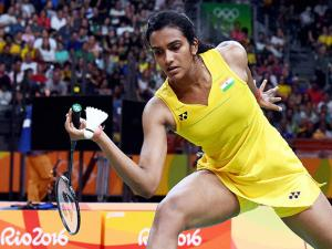 Hyderabad welcomes Silver Medalist PV Sindhu