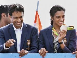 Olympic Silver Medalist P.V.Sindhu