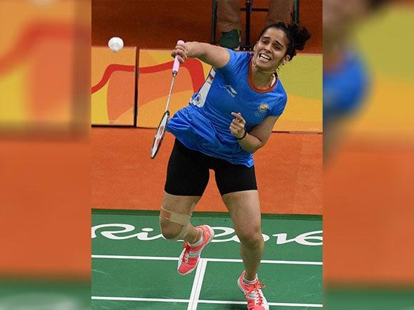 Saina Nehwal, Rio Olympics 2016, Saina Nehwal Olympic 2016, Saina Nehwal Rio Olympic, Saina Nehwal Rio, Badminton, Vicente Lohaynny