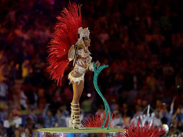Rio Olympics 2016, Closing ceremony, Brazil, Maracana stadium