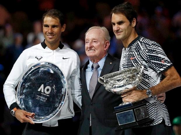 Australian Open, Australian Open final, Roger Federer, Rafael Nadal, Grand Slam