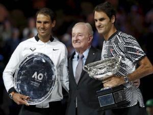 Australian Open: Roger Federer stuns Rafael Nadal to grab 18th grand slam title