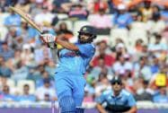 Out of Form Dhawan strikes back