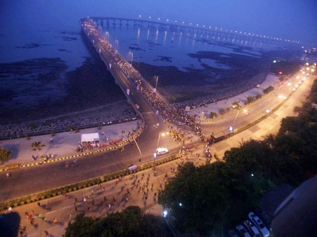 Mumbai, marathon, Anil Ambani,  Rashesh Shah, Sajjan Jindal, R. Gandhi, runners, winner,