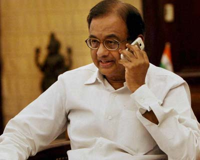 Chidambaram back as Finance Minister