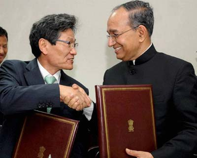 EC signs MoU with South Korean counterpart