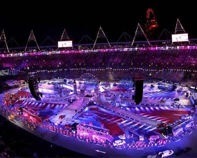 London Olympics draws to a close