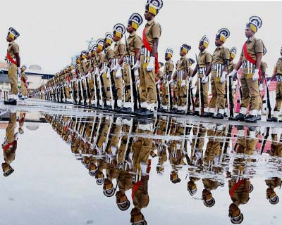 Kerala Armed Police cadets
