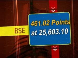 BSE closes 461.02 points down on April 28