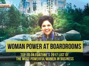 Meet the world's most powerful women in business