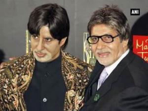 Big-B all set to get immortalised at Madame Tussauds again