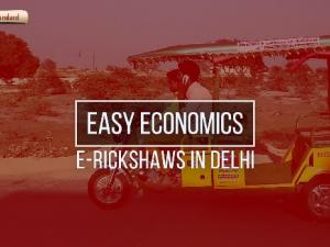 Easy economics: E-rickshaws in Delhi