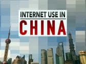 How many people are using the Internet in China?