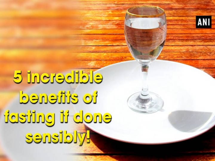 5 incredible benefits of fasting if done sensibly!