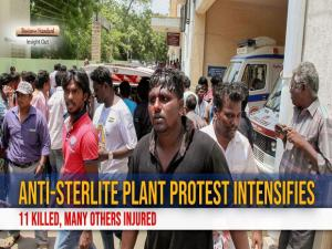 Anti-Sterlite protest intensifies: All you need to know