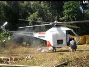 Assam mechanic builds helicopter
