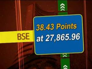 BSE closes 38.43 points up on Sept 30