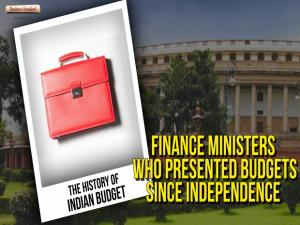 Budget 2018: Finance Ministers who presented budgets since Independence