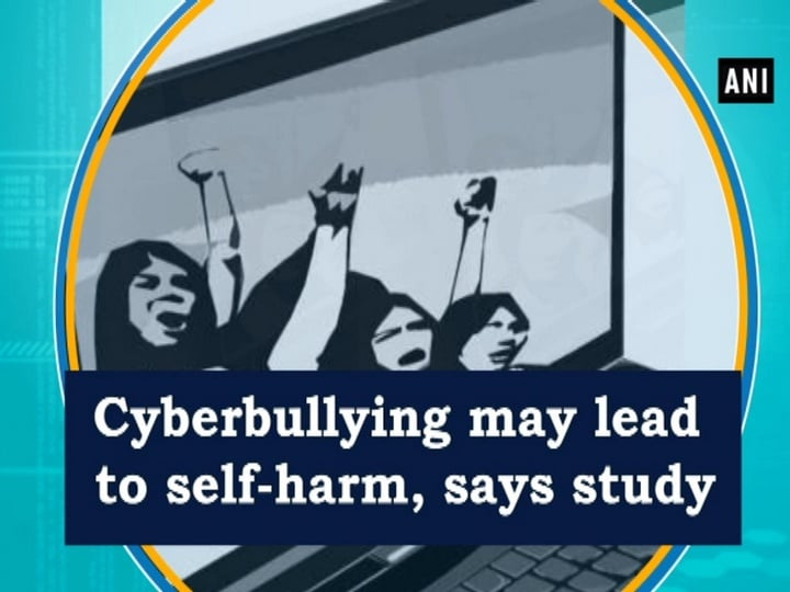 Cyberbullying may lead to self-harm, says study