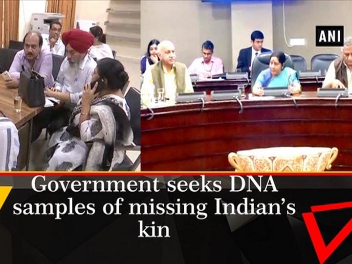 Government seeks DNA samples of missing Indian's kin
