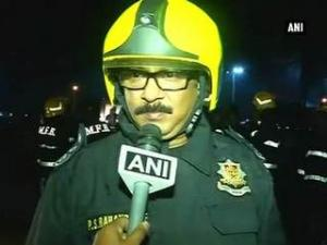 Mumbai: Diwali turns sour as fire breaks out at Wilson Gymkhana