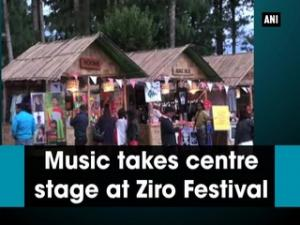 Music Takes Centre Stage At Ziro Festival