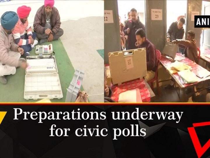 Preparations underway for civic polls
