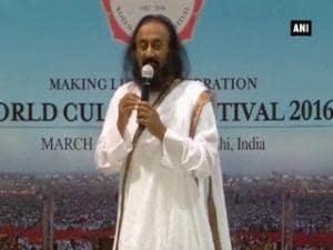 Sri Sri invited to hold next culture festival abroad