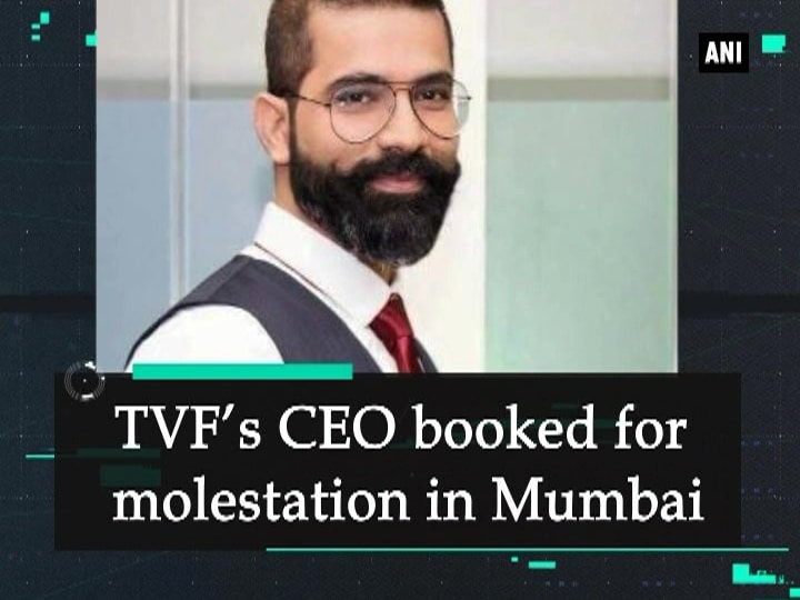 TVF's CEO booked for molestation in Mumbai