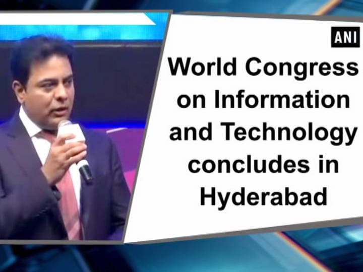 World Congress on Information and Technology concludes in Hyderabad