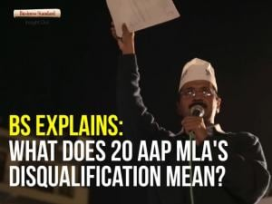 BS Explains: What does 20 AAP MLA's disqualification mean?