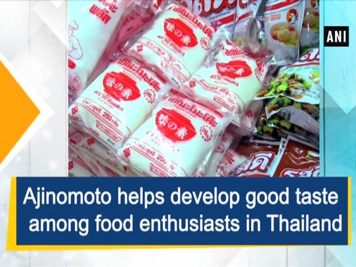 Ajinomoto helps develop good taste among food enthusiasts in Thailand