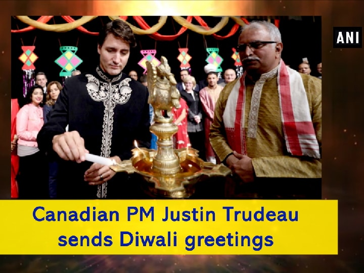 Canadian PM Justin Trudeau sends Diwali greetings