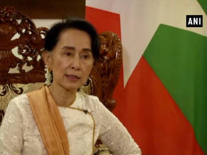 'Humanitarian' problem was inherent over centuries: Aung San Suu Kyi on Rohingya controversy