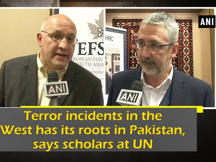 Terror incidents in the West have roots in Pakistan, say scholars at UN