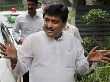 Ashok Chavan. (File Photo)