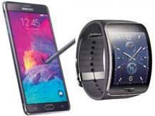 Samsung Galaxy Note 4 & Gear S