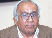 Kirit Parikh