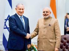 Israeli PM Benjamin Netanyahu to begin 4-day India trip starting Jan 14